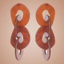 Simple and stylish Earring