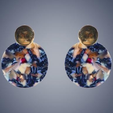 Buy Multicolored Earrings