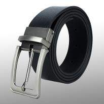 Black Leather Belt