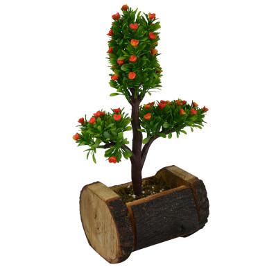 Buy Artificial Bonsai Plant with Pot