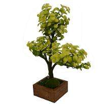 Artificial Plant Hackleberry Bonsai