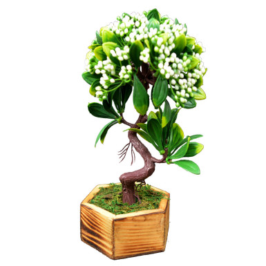 Buy Artificial Beads Bonsai