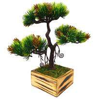 Artificial Pine Bonsai