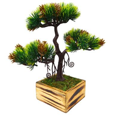 Buy Artificial Pine Bonsai