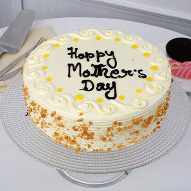Buy Mothers Day Butterscotch Cake