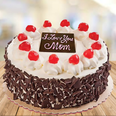 Buy Mothers Day Black Forest Cake