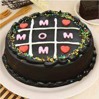 Chocolate Cake for Mother