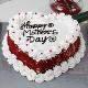 Buy Heart Shape Cake for Mom