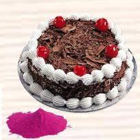 Sweet holi celebration