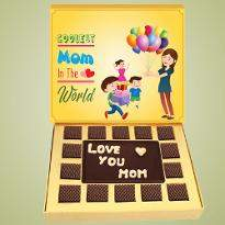 Coolest Mothers Day Chocolate