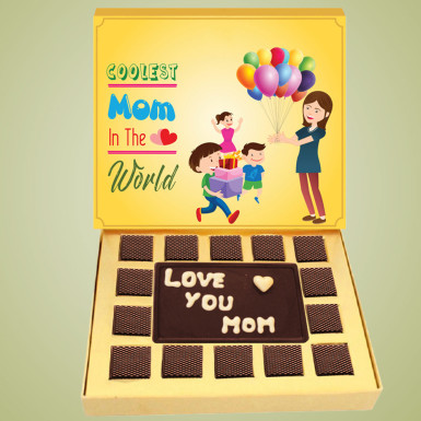 Buy Coolest Mothers Day Chocolate
