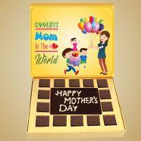 Coolest Love You Mom Chocolate