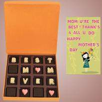 Best Mom Ever Chocolate