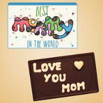Love U Mom Chocolate
