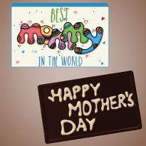 Happy Mothers Day Chocolate