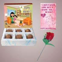 Assorted Chocolates for Mom