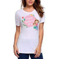 Mothers Day Personalised Tshirt