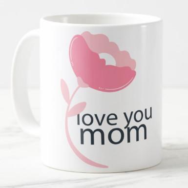 Buy Love Mom Mug