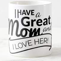 Mug for Great Mom