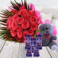 1 Online Flowers Delivery In Hyderabad @ 349 Only, Send Flowers To