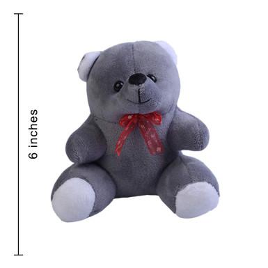 Buy Small Grey Teddy Bear
