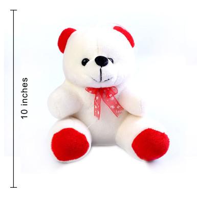 Buy Medium size White Teddy Bear
