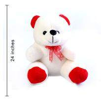 Large size White Teddy Bear