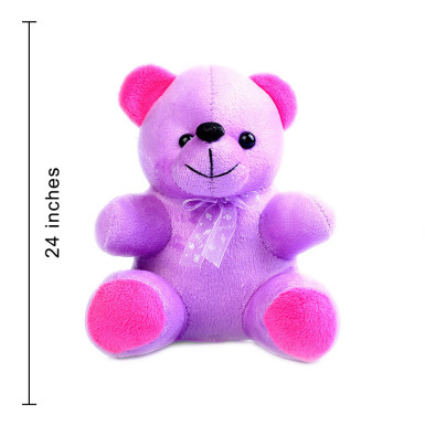 Buy Large size Purple Teddy Bear