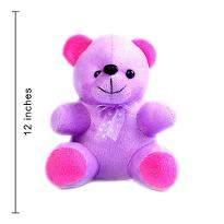 Big Purple Teddy Bear