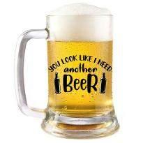 Need More Beer Mug
