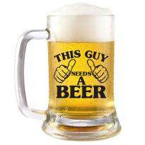 Beer Mug for Guy