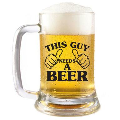 Buy Beer Mug for Guy