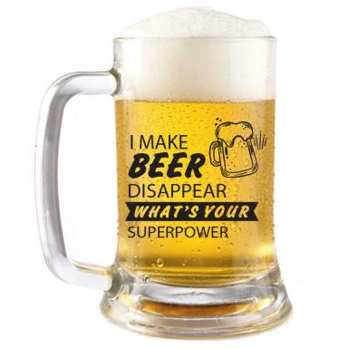 Buy Superhero Beer Mug