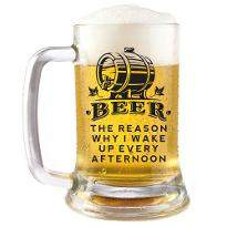 Beer Motivation Mug