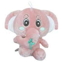 Pink Cute Elephant