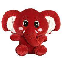 Red Cute Elephant