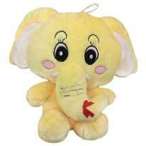 Yellow Cute Elephant