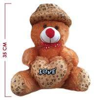 Medium Brown Teddy