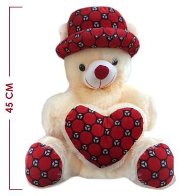 Buy Large Cream Teddy Bear