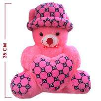 Medium Pink Teddy