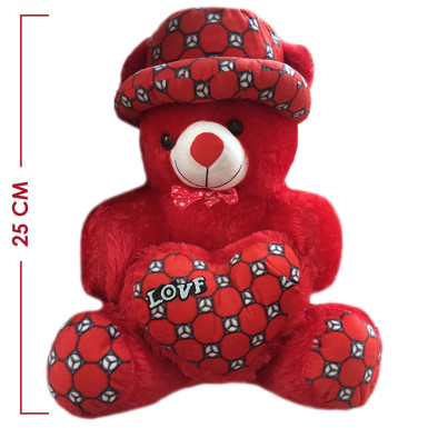 Buy Small Red Teddy Bear