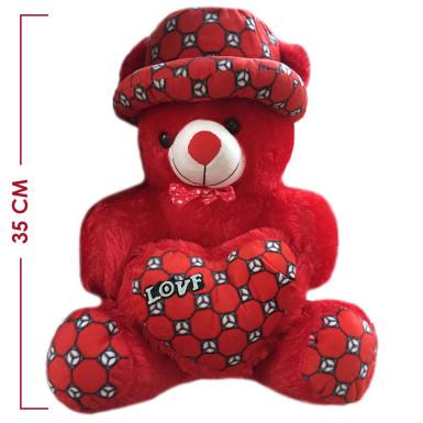 Buy Medium Red Teddy Bear