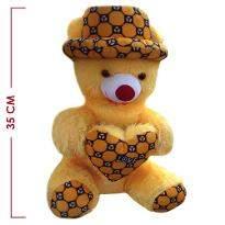 Medium Yellow Teddy Bear