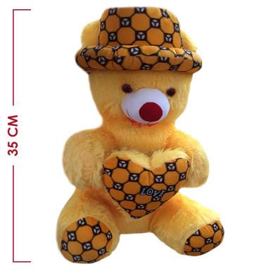 Buy Medium Yellow Teddy Bear