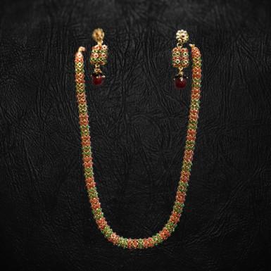 Buy Multicolor Necklace