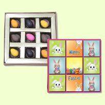 Assorted Yummy Easter Eggs