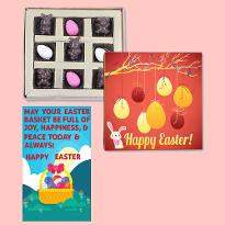 Easter Bunny and yummy Eggs
