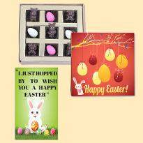 Easter Bunny and Tasty Eggs