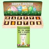 Happy Easter Choco