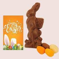 Easter Dark Choco Bunny Eggs